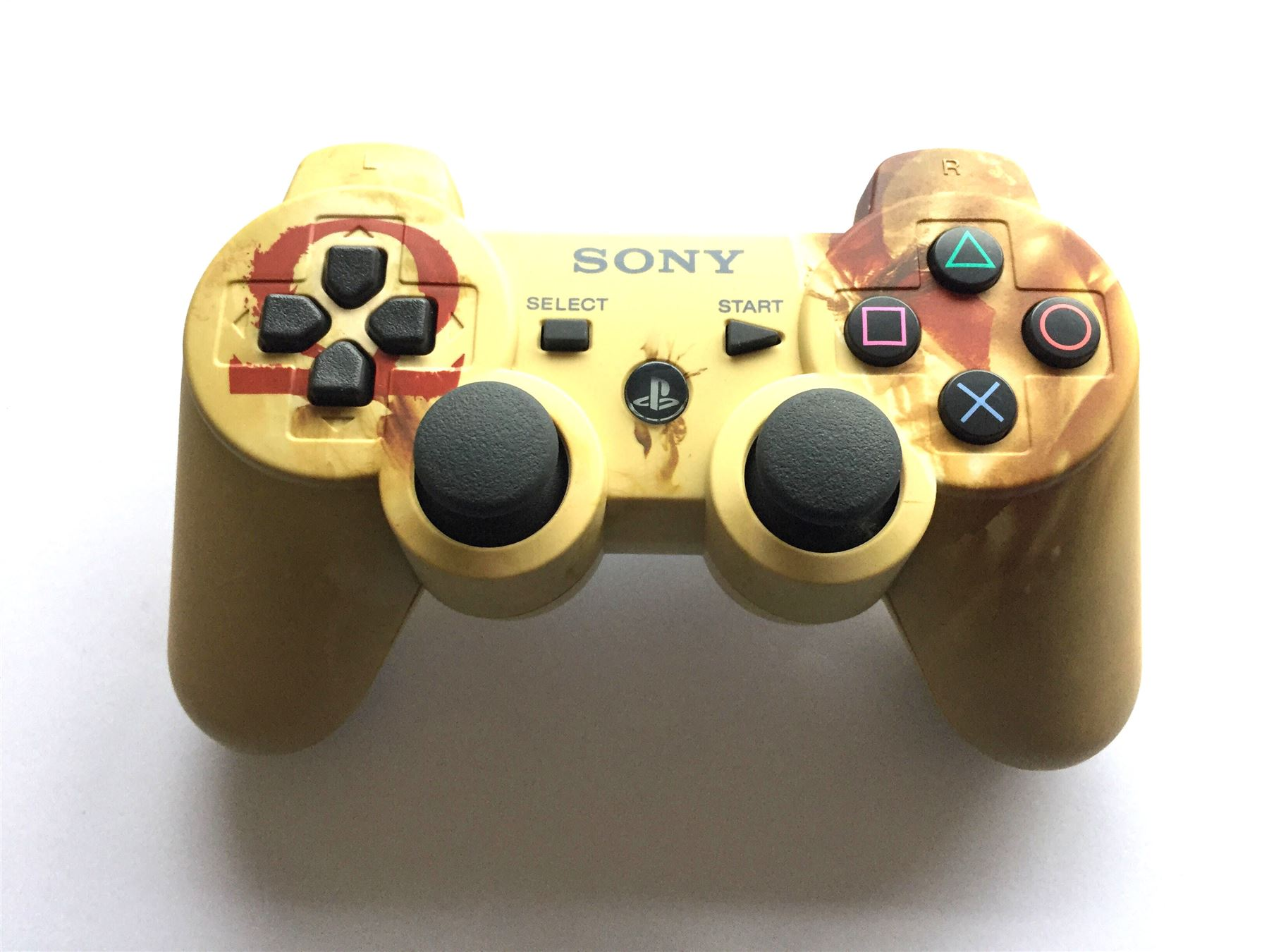 Official-Original-Sony-Playstation-Dual-Shock-3-PS3-Controller-Multiple-Colours thumbnail 19