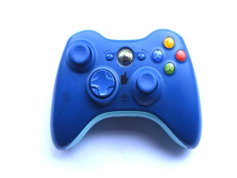 Official-Original-Genuine-Microsoft-Xbox-360-Controller-Pads-Various-Colours thumbnail 43