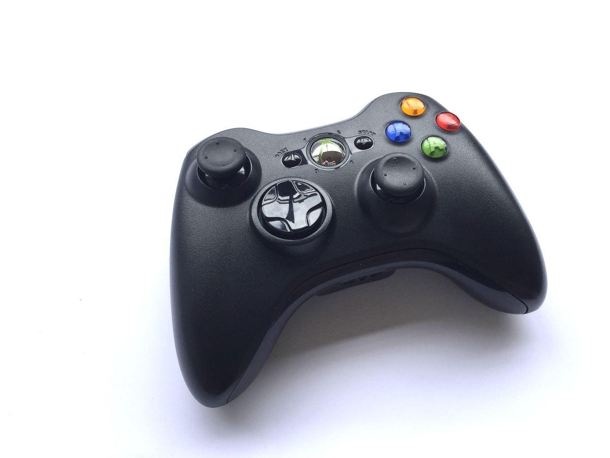 Official-Original-Genuine-Microsoft-Xbox-360-Controller-Pads-Various-Colours thumbnail 3