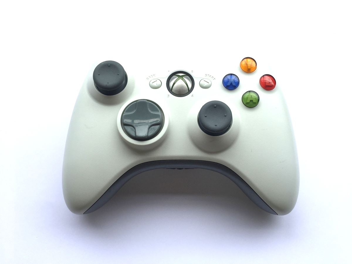 Official-Original-Genuine-Microsoft-Xbox-360-Controller-Pads-Various-Colours thumbnail 55