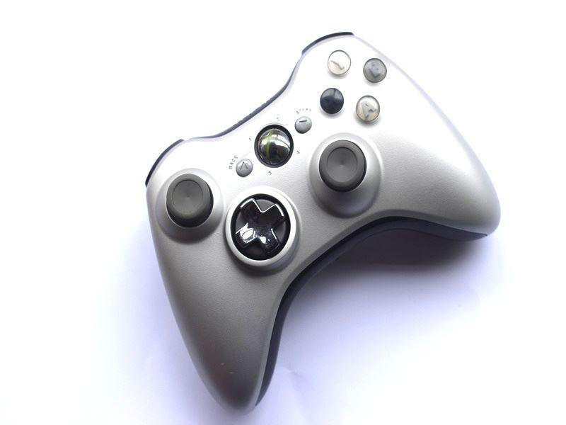 Official-Original-Genuine-Microsoft-Xbox-360-Controller-Pads-Various-Colours thumbnail 52