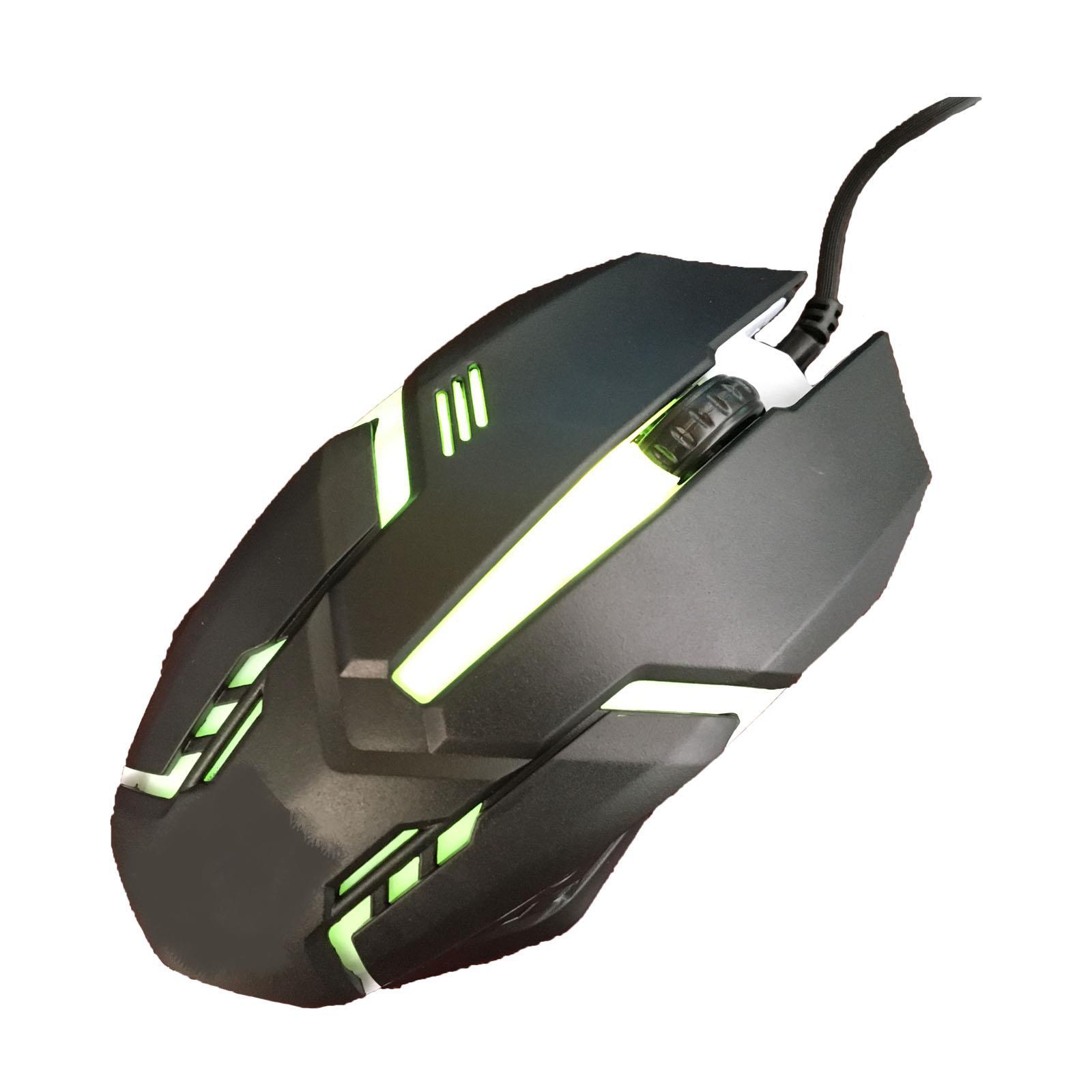 Gaming-Keyboard-Mouse-Backlit-Rainbow-LED-USB-Set-for-PC-Laptop-PS4-Xbox-One thumbnail 21