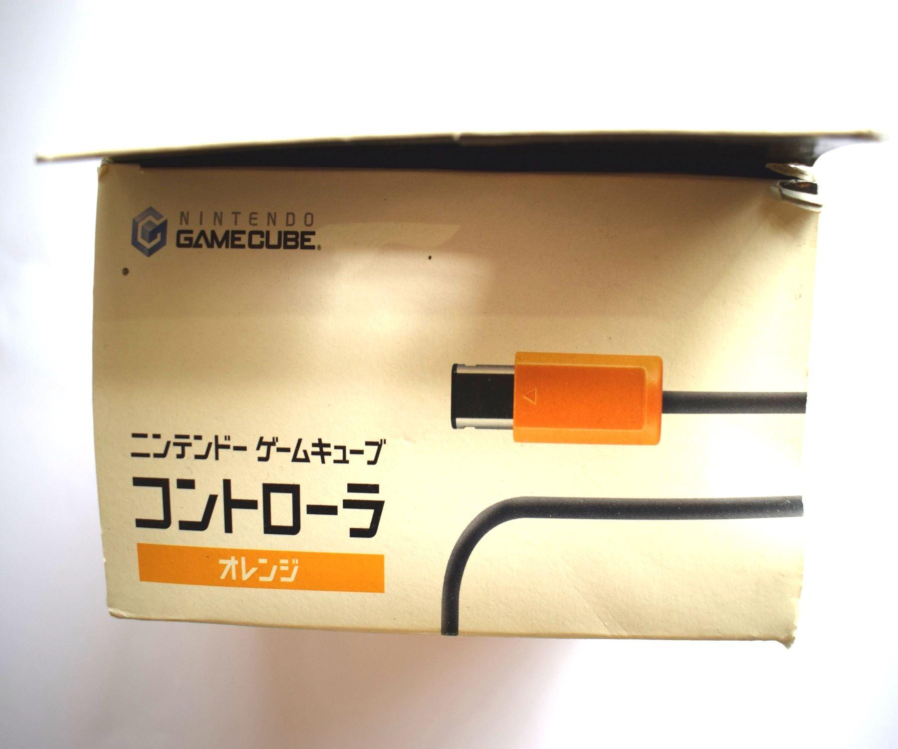 Nintendo-Gamecube-Ufficiale-Originale-Controller-Vari-Colori-Disponibile thumbnail 6