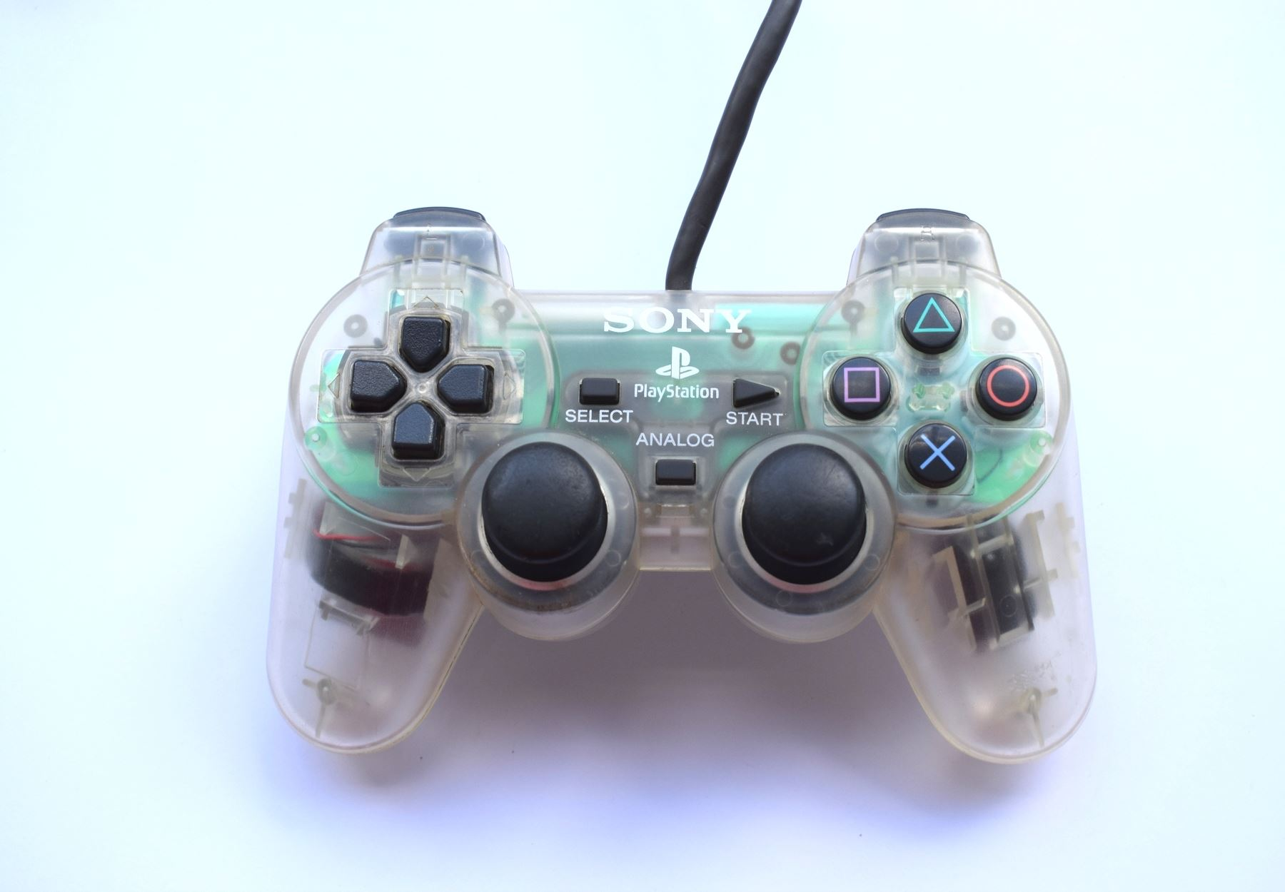 Original-Official-Sony-Dual-Shock-2-PS2-Wired-Controller-Pad-Multiple-Colours thumbnail 18