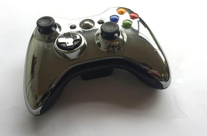 Official-Original-Genuine-Microsoft-Xbox-360-Controller-Pads-Various-Colours thumbnail 17