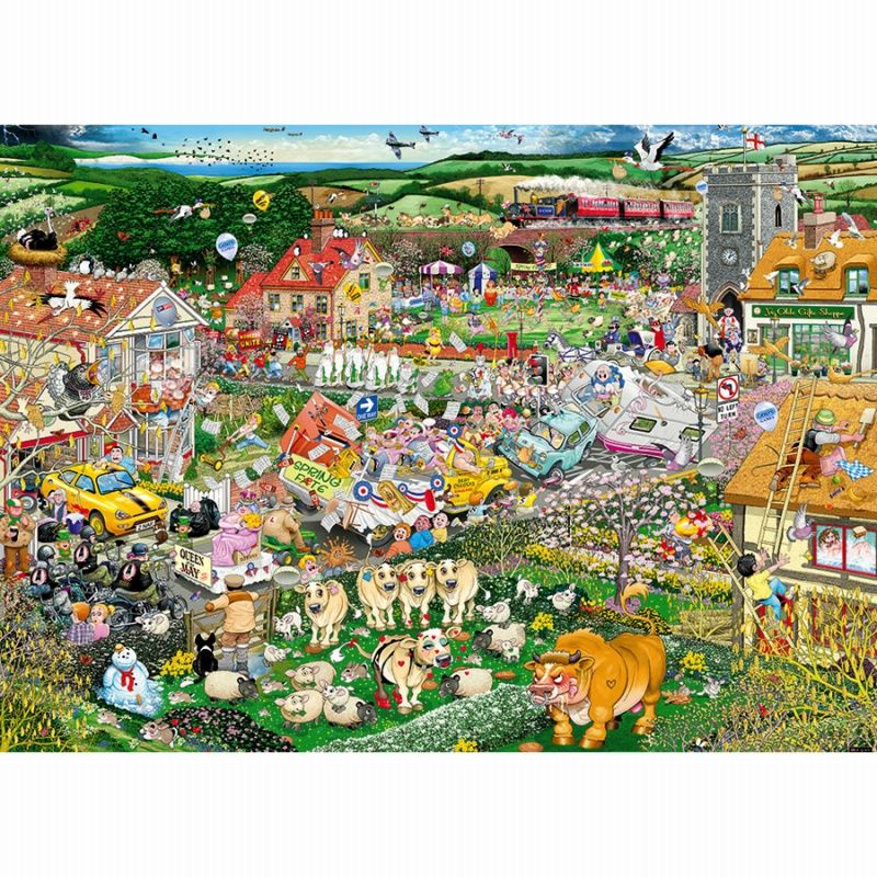 Gibsons-Jigsaw-250-500-amp-1000-Piece-Puzzles-FREE-P-amp-P thumbnail 26