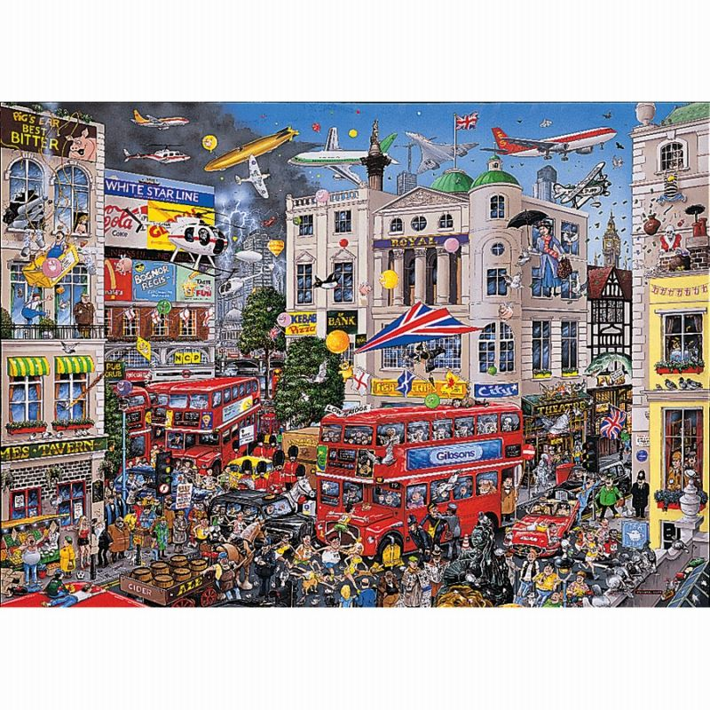 Gibsons-Jigsaw-250-500-amp-1000-Piece-Puzzles-FREE-P-amp-P thumbnail 23