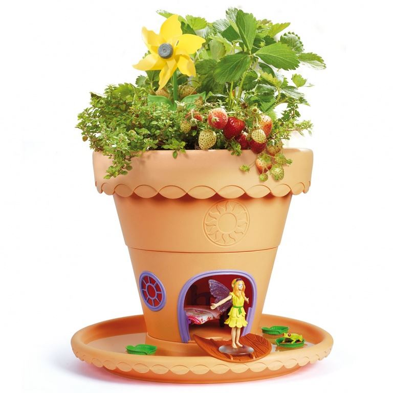 My Fairy Garden Fairy Garden Flower Pot Unicorn Garden By