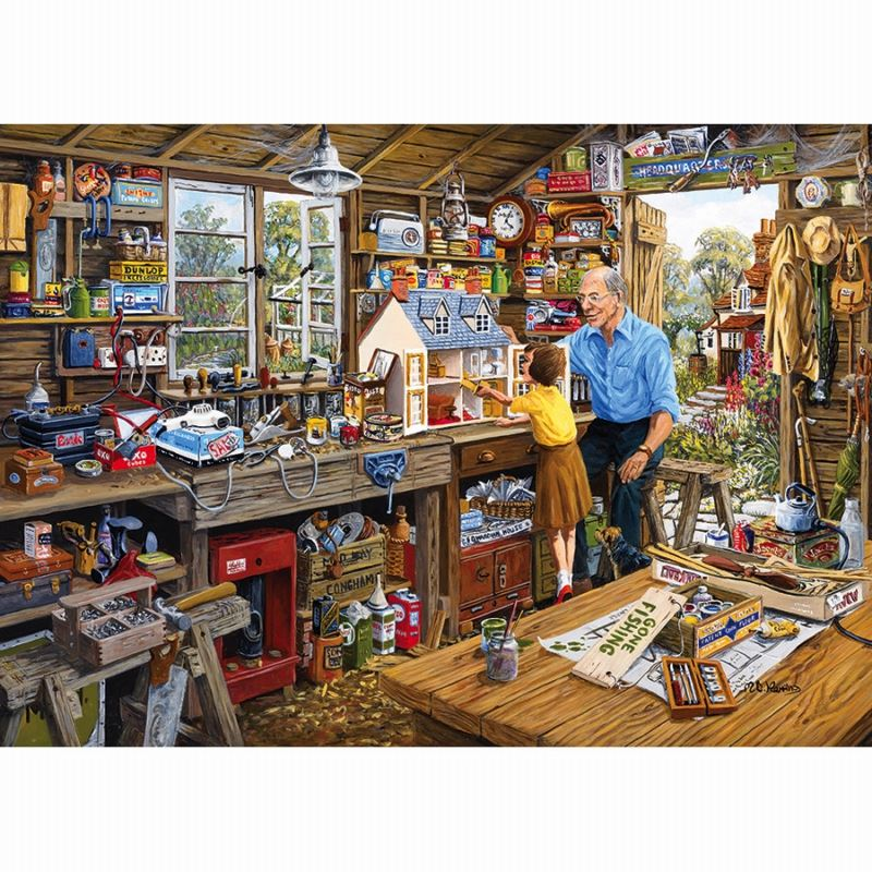 Gibsons-Jigsaw-250-500-amp-1000-Piece-Puzzles-FREE-P-amp-P thumbnail 15