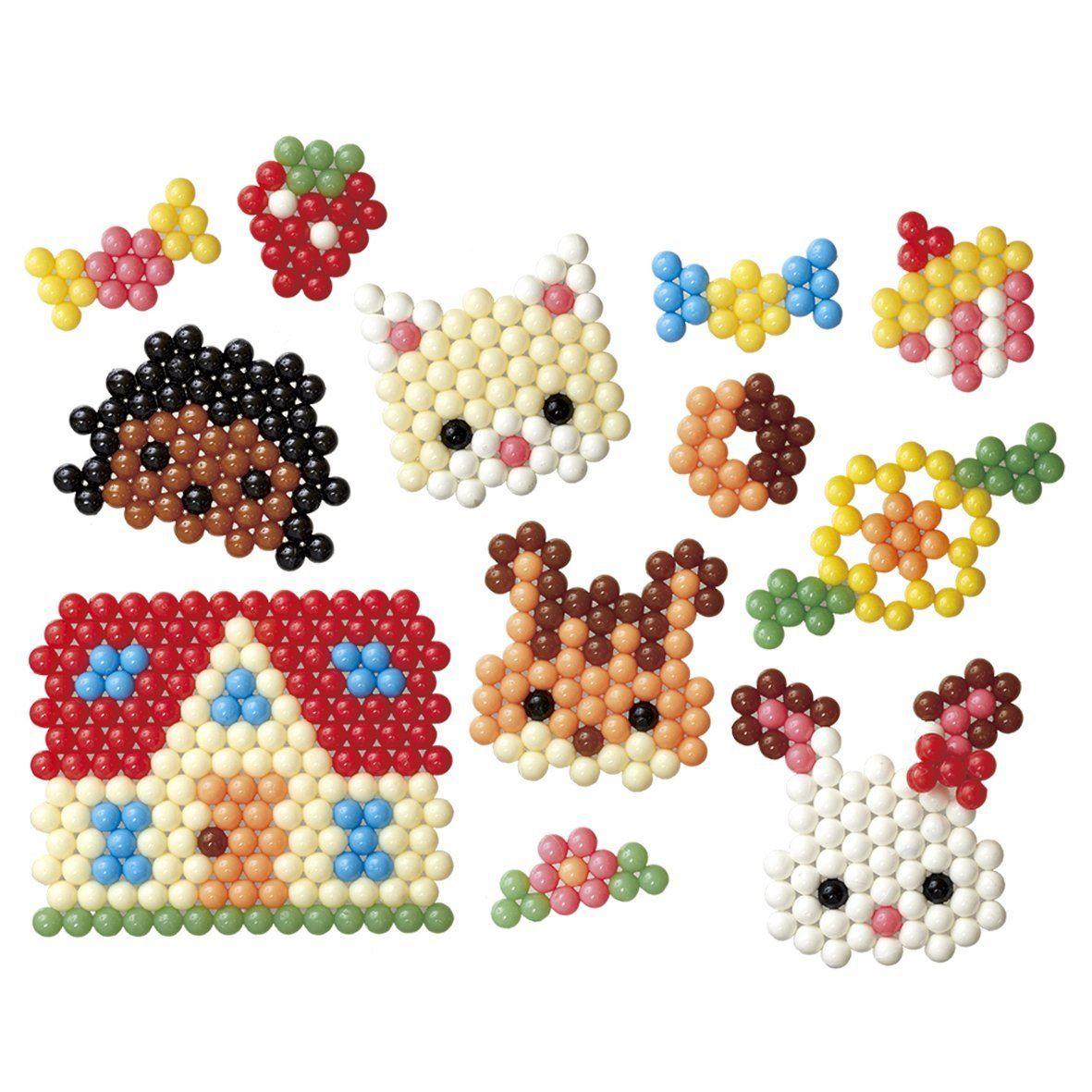 Aqua Beads Sets Starter Sets Aqua Beads Refils Sea Life Sweets - Aquabeads templates