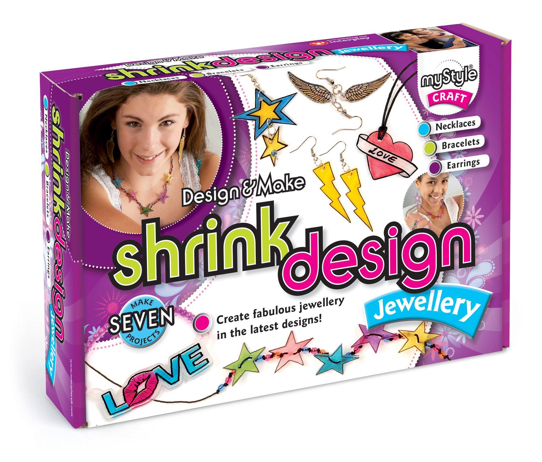 My Style Jewellery Kits Girls Craft Making Free