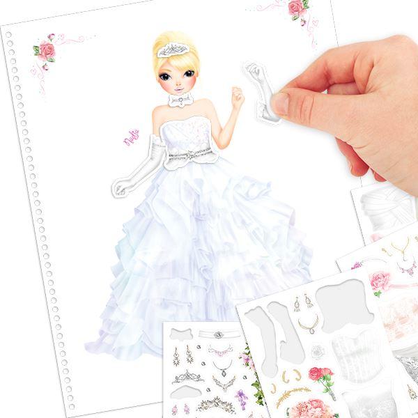 Top Model Stationery Design Books Colouring Book Pens More Free P P Ebay