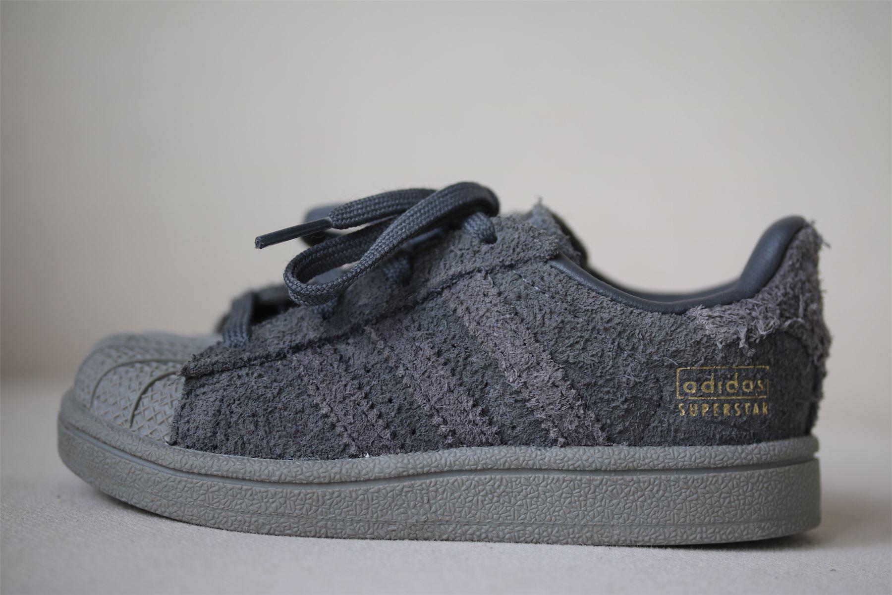 adidas set 7 suede court blue ladies formateurs l15TJcKuF3