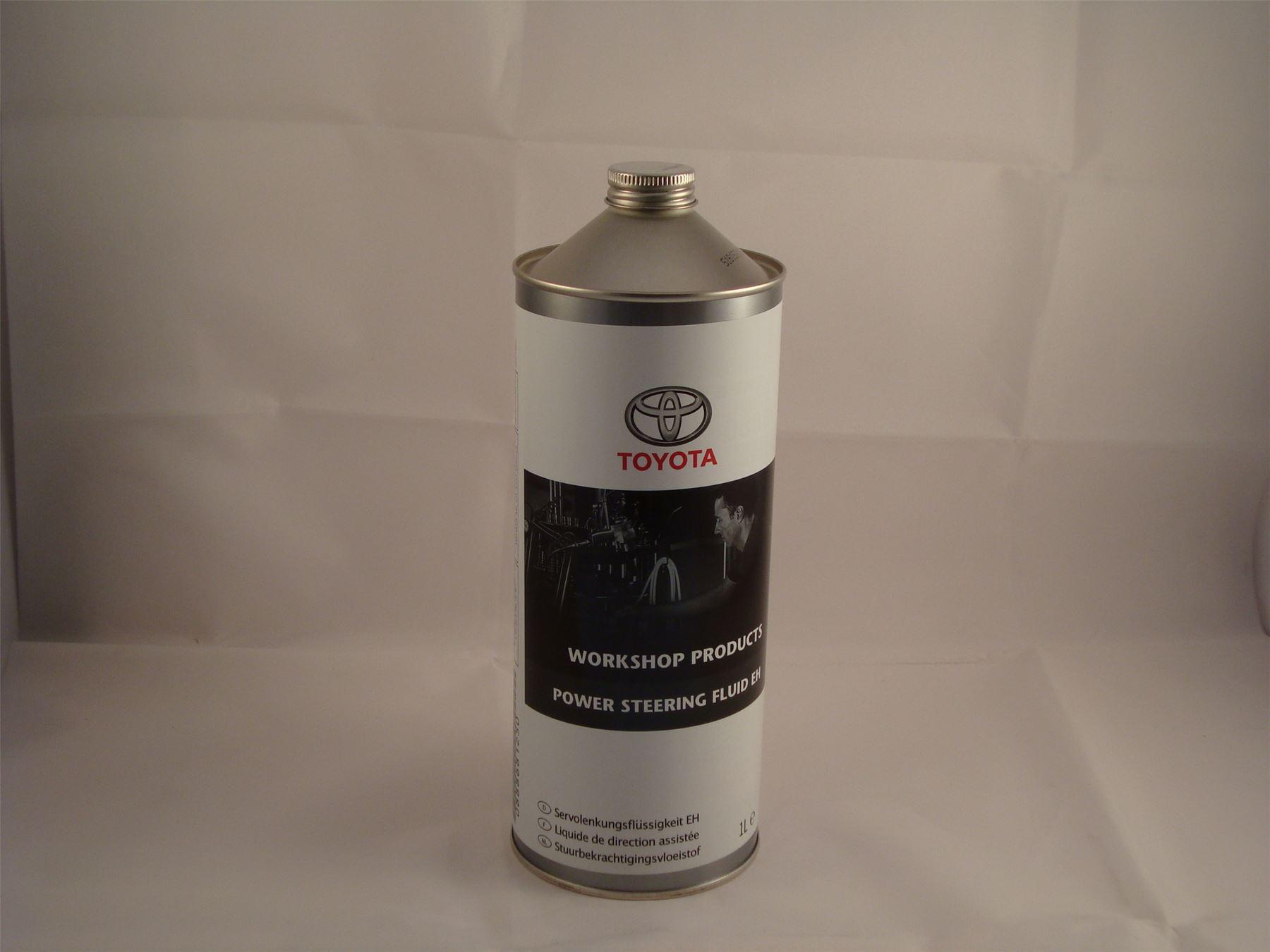 Toyota Genuine Oem Power Steering Fluid 1l 0888681250 Ebay