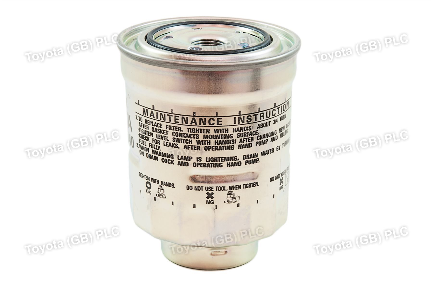 Genuine Toyota Auris/Corolla Car Replacement Fuel Filter 2339026140