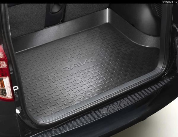 Genuine Toyota Rav4 Boot Liner Car Mat Tailored Luggage