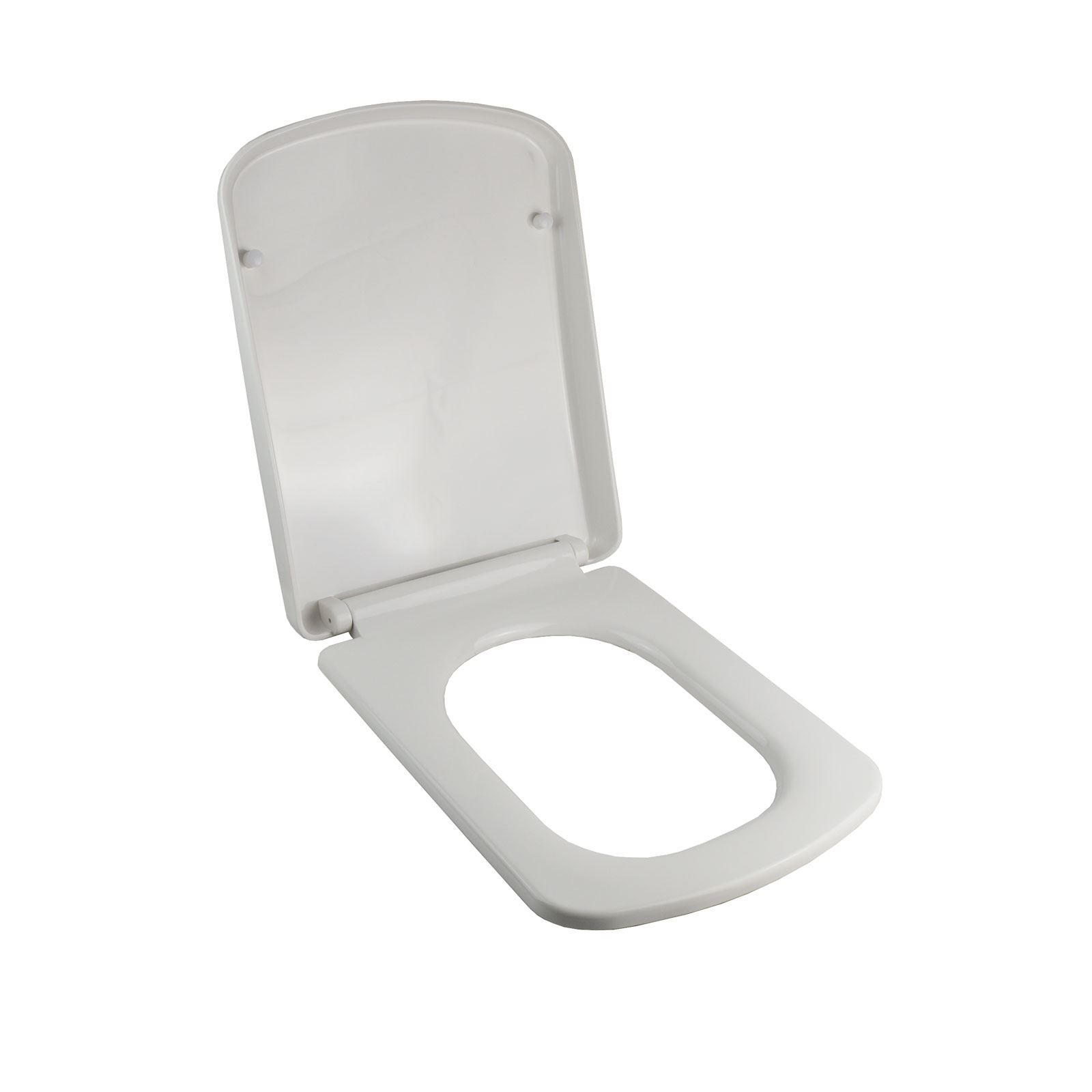 square toilet seat fittings. LUXURY SQUARE CUBE SOFT CLOSE HEAVY DUTY TOILET SEAT WITH TOP FIXING