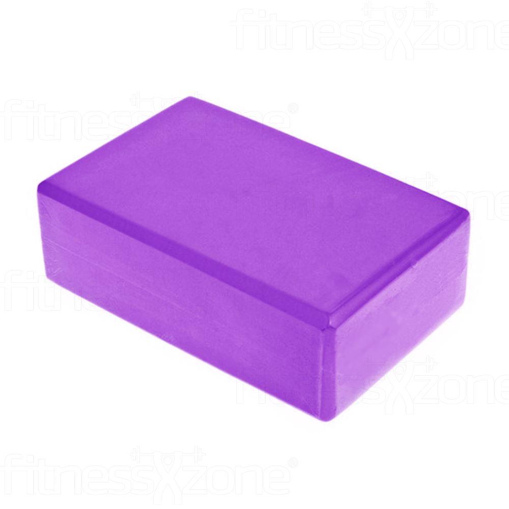 Yoga-Block-Pilates-Foam-Foaming-Brick-Stretch-Health-Fitness-Exercise-15cm-Size