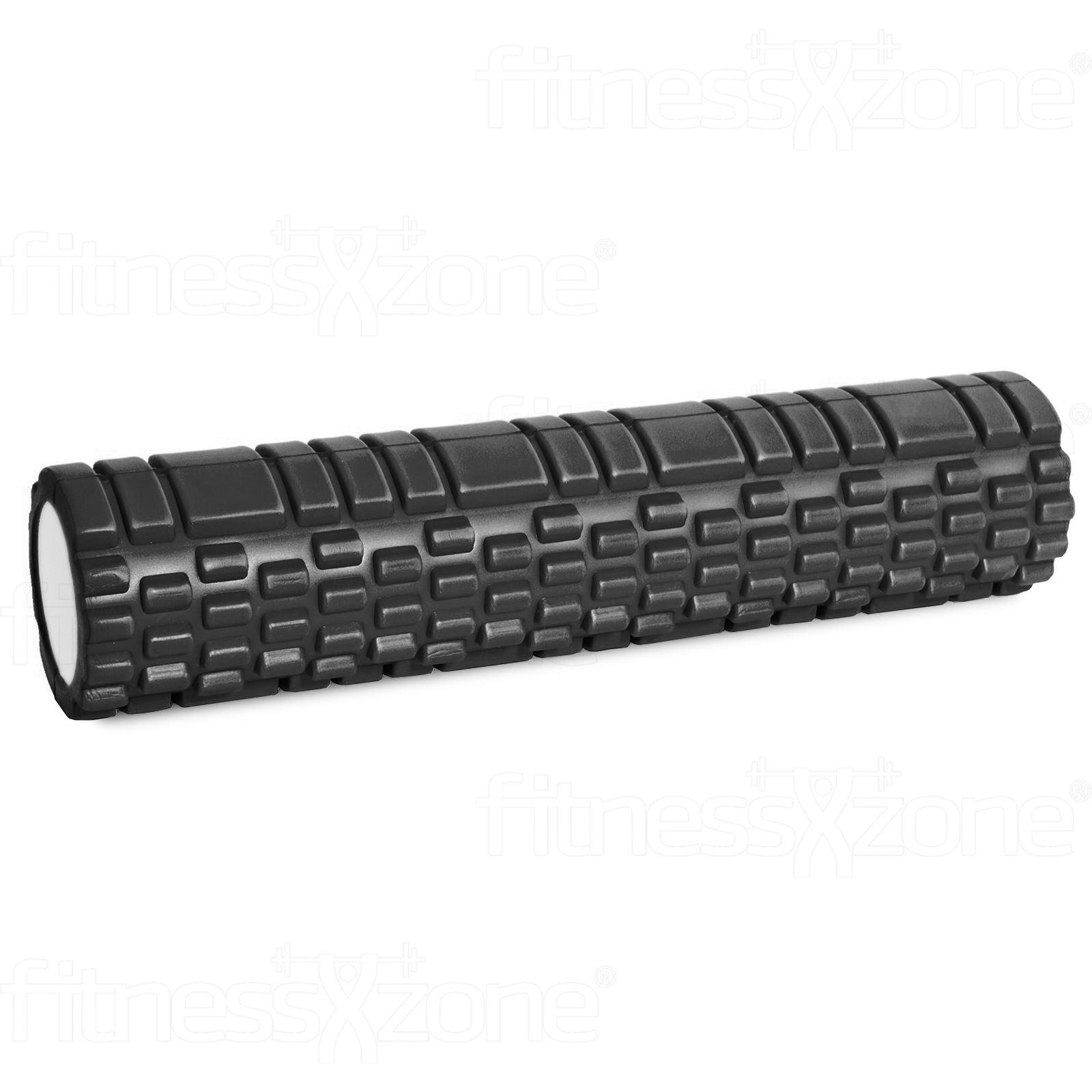 Grid Foam Roller Trigger Point Gym Sports Massage Physio