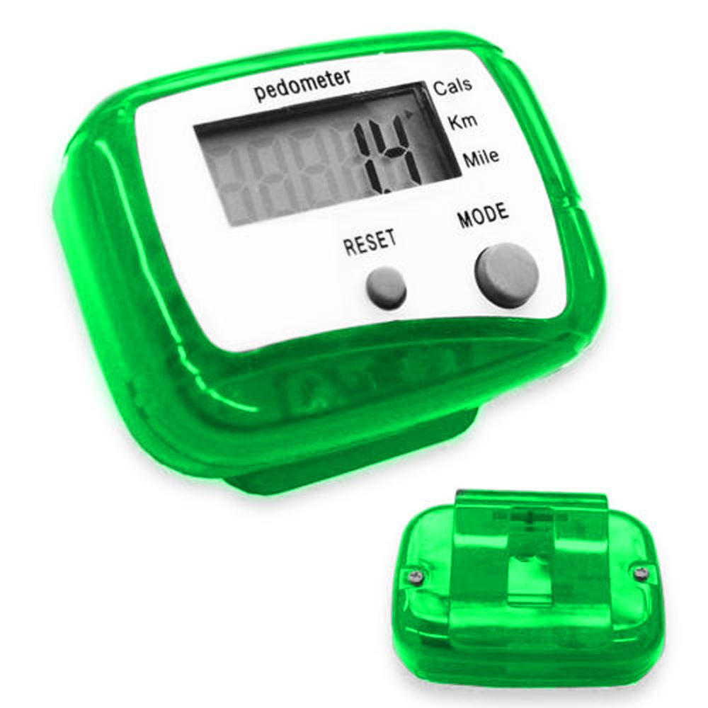 LCD-Pedometer-Step-Walking-Jogging-Hiking-Calorie-Counter-Distance-Fitness thumbnail 7