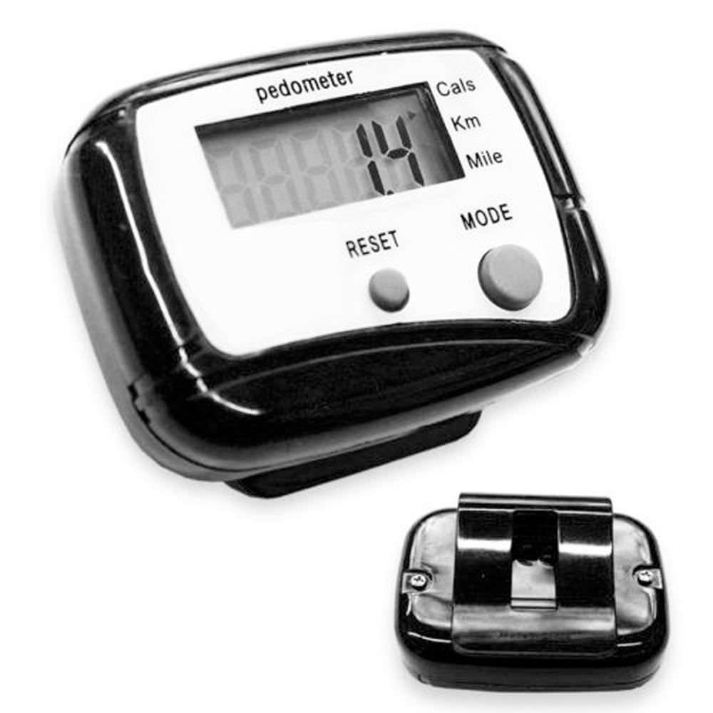 LCD-Pedometer-Step-Walking-Jogging-Hiking-Calorie-Counter-Distance-Fitness thumbnail 3