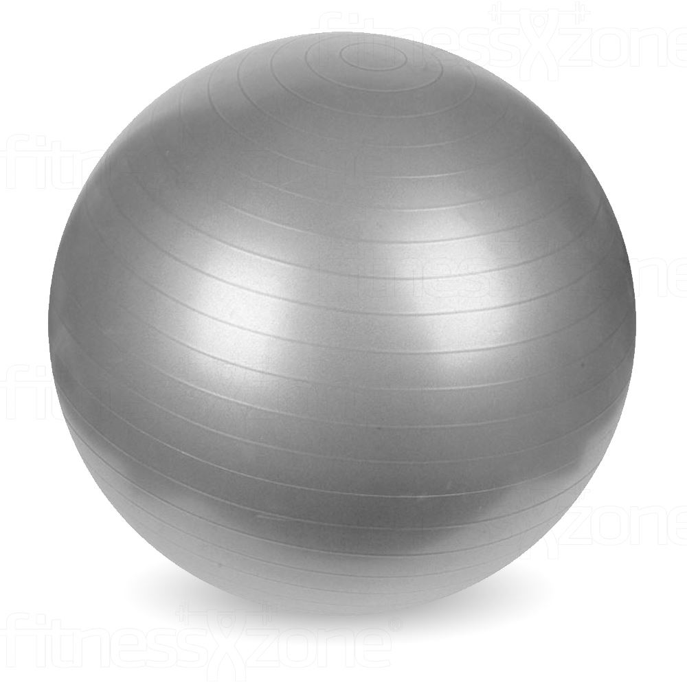 Exercise-Gym-Yoga-Swiss-Ball-Fitness-Pregnancy-Birthing-Anti-Burst-Balls-65cm thumbnail 4