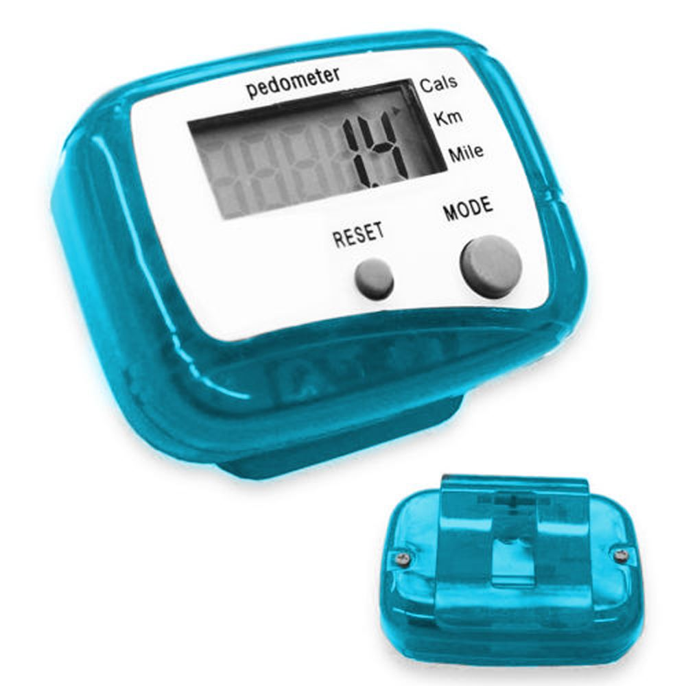 LCD-Pedometer-Step-Walking-Jogging-Hiking-Calorie-Counter-Distance-Fitness thumbnail 5