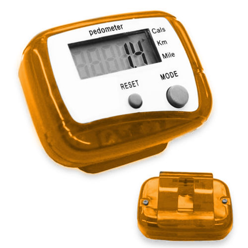 LCD-Pedometer-Step-Walking-Jogging-Hiking-Calorie-Counter-Distance-Fitness thumbnail 9
