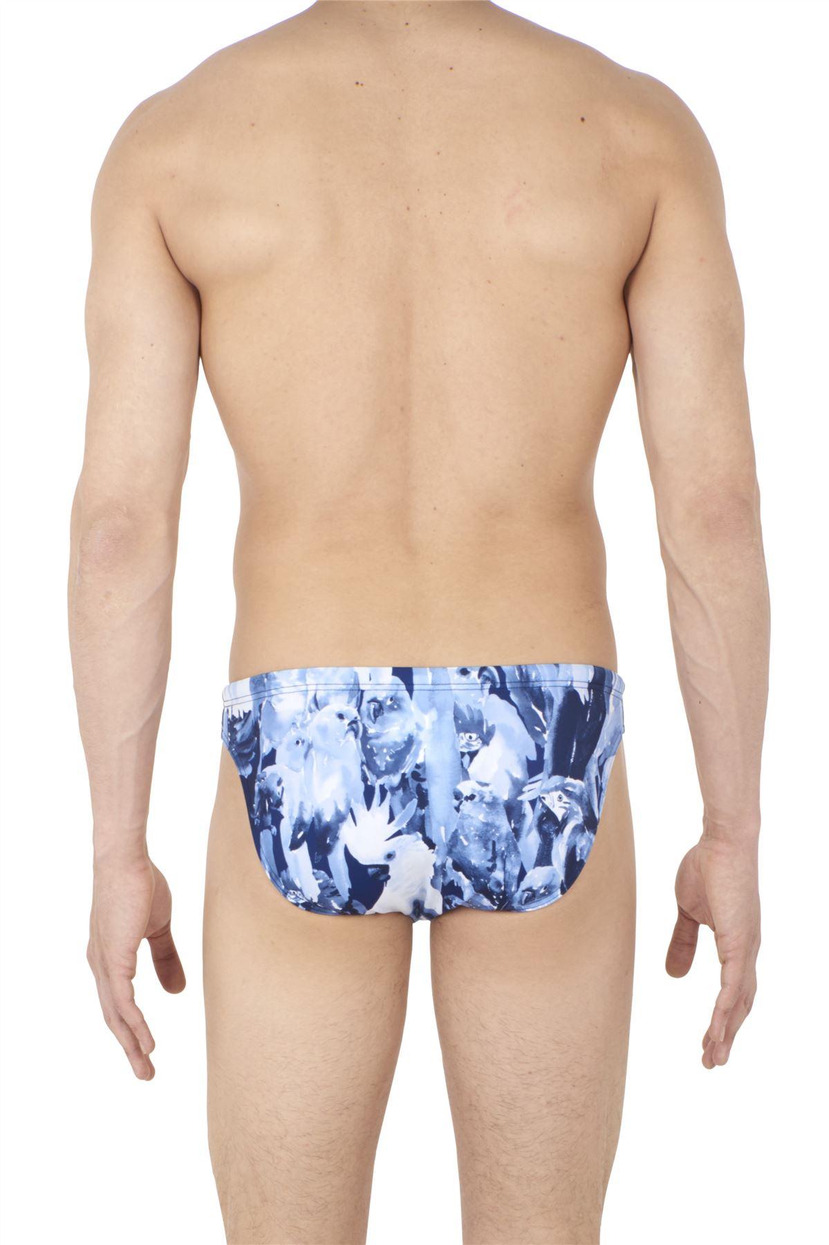 aa4c005c9b HOM Papagayo Swim Micro Briefs men swimwear slip male multicolour ...