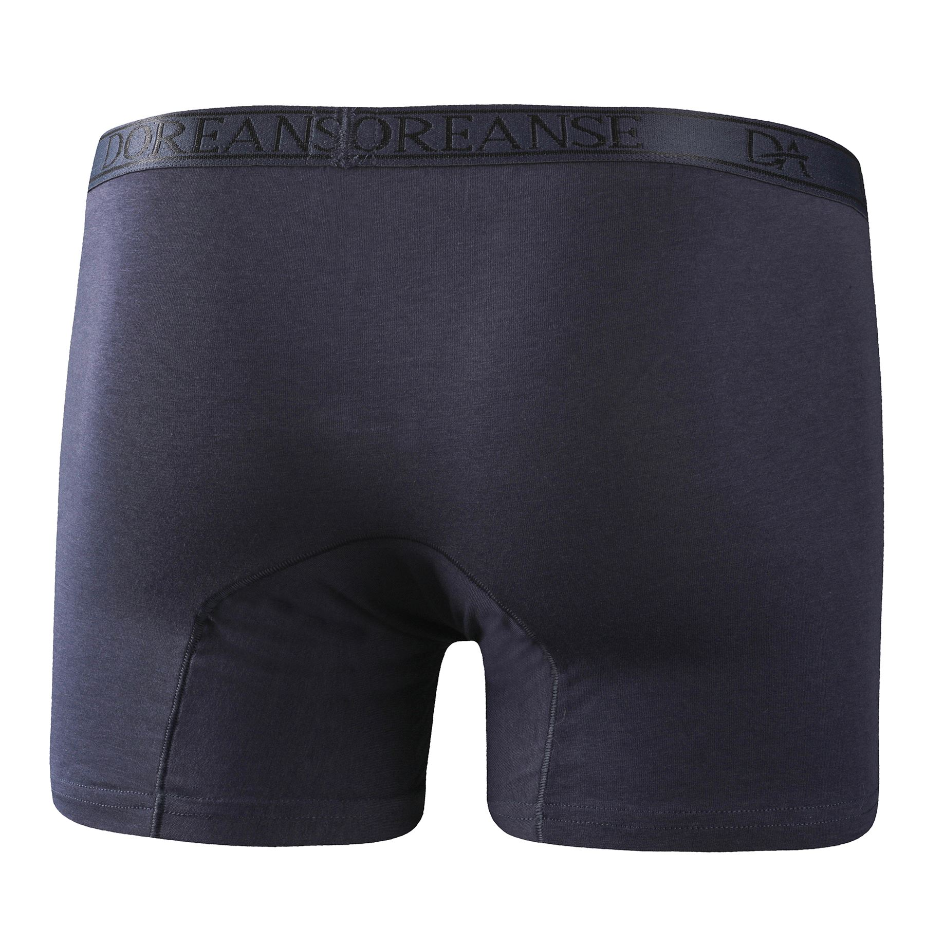 Doreanse 1770 Adonis Boxer Brief Classic Style Supportive Pouch Black Navy White