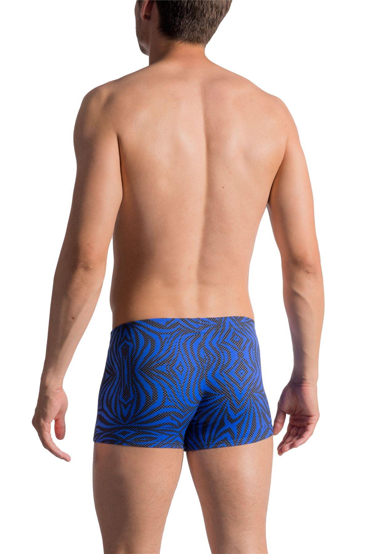 cbe1f5071b Olaf Benz Men's BLU 1750 Beach Trunks Swimming Short Bright Colours ...