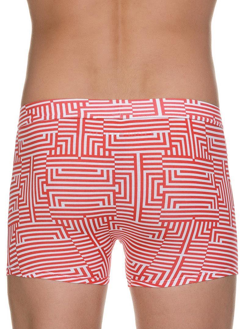 9cd8199e76e6f Mens Bruno Banani Graphic Trunk Shaped Underwear Designer Boxer Short Brief  | eBay