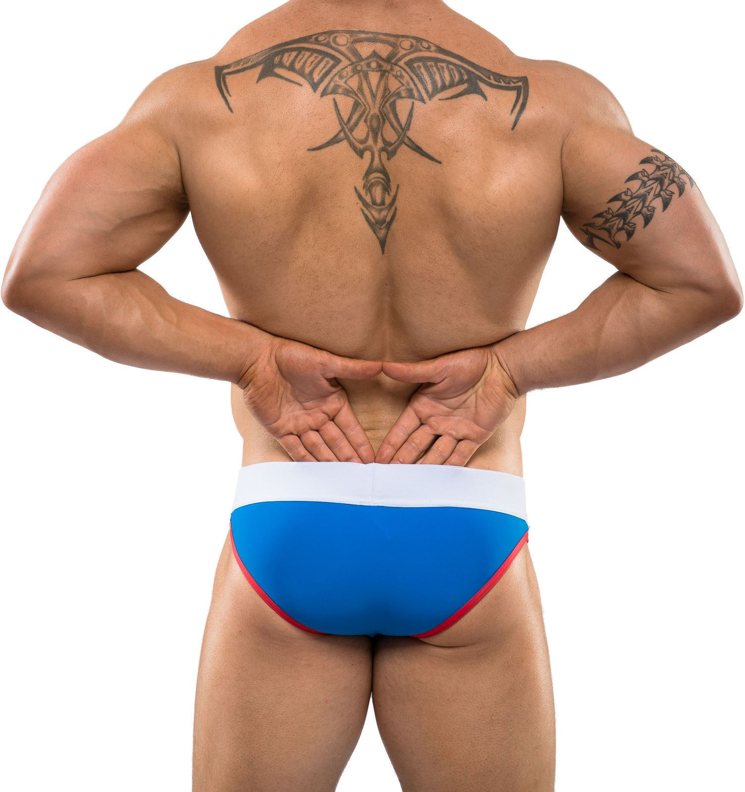 pouch front bikinis mens