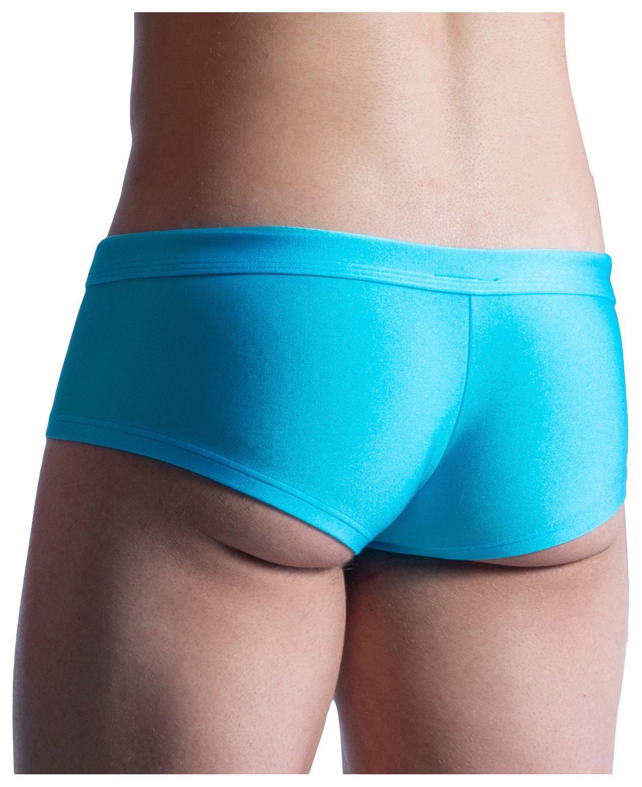 3c5b40ec9c Manstore M859 Beach Hot Pants men's swimwear boxer brief male high ...