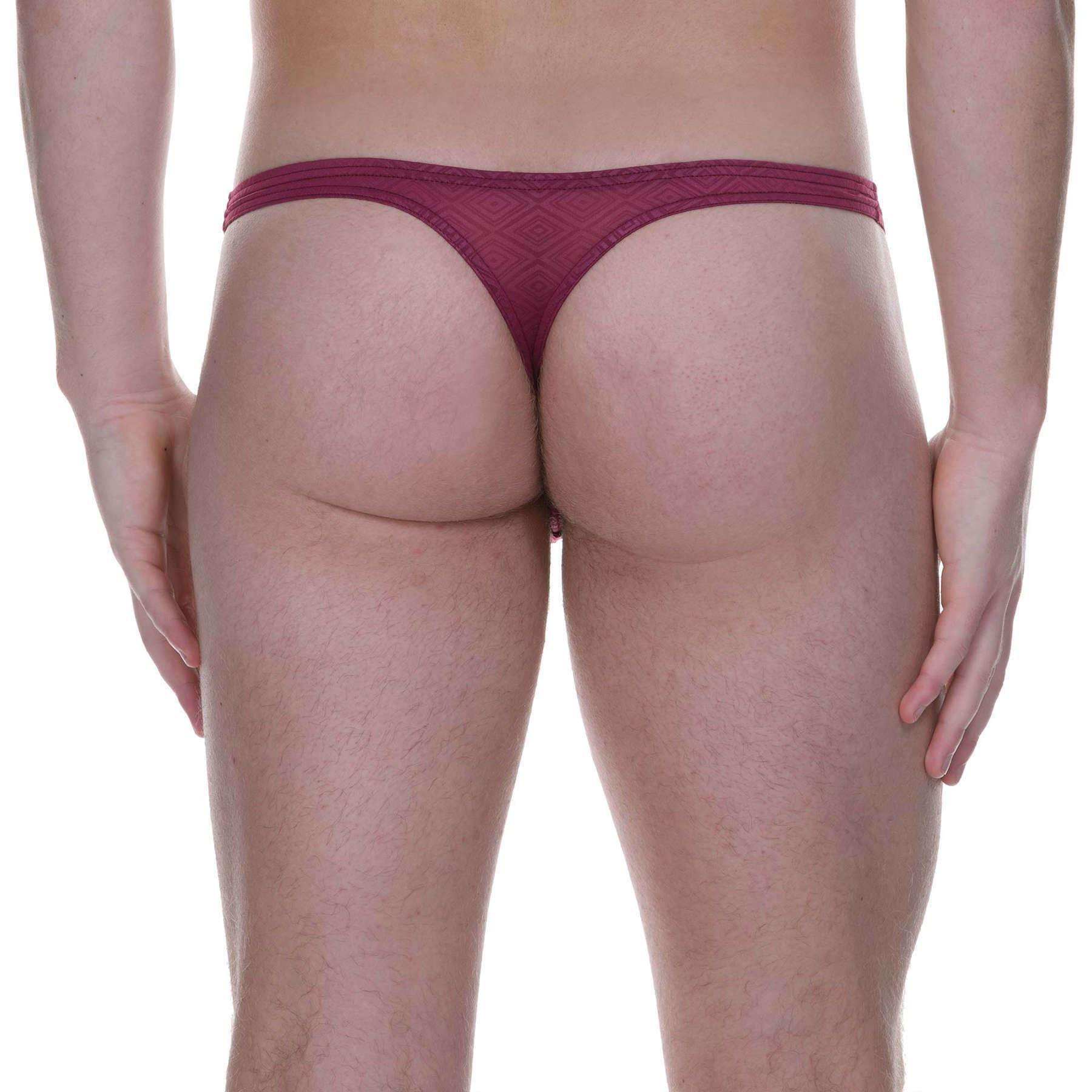 Bruno Banani Men/'s Architecture String Thong Underwear