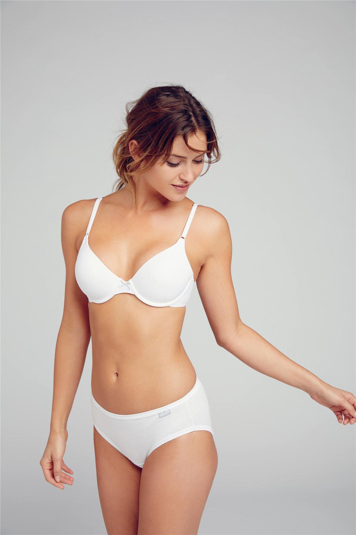 Jockey Women's Underwear Plus Size Elance String Bikini 3