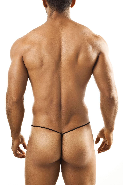 44484a28b74 Joe Snyder Lace Black   white G-String designer mens underwear ...