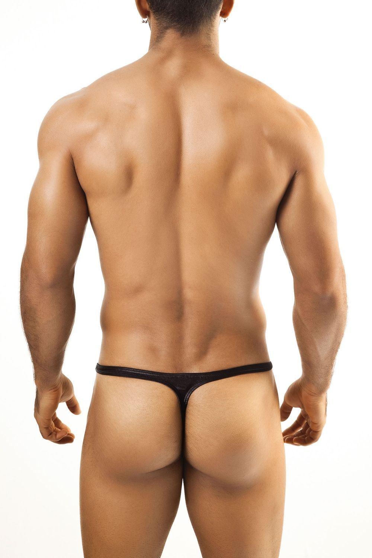 fb1609ec3a3f Joe Snyder Black Pearl Rio 11 Thong Men's Wet Look G-String ...