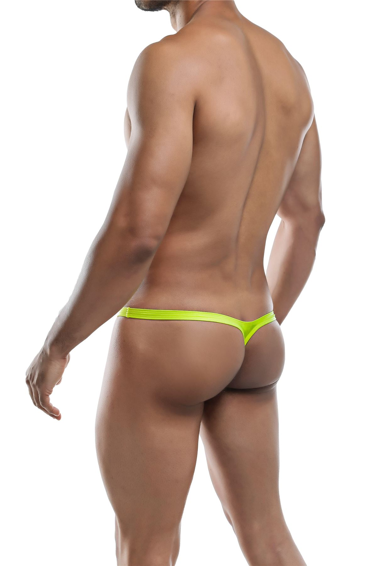 Joe-Snyder-Polyester-Collection-Thong-Bulge-02-Mens-Underwear-Swimwear-String miniatura 19
