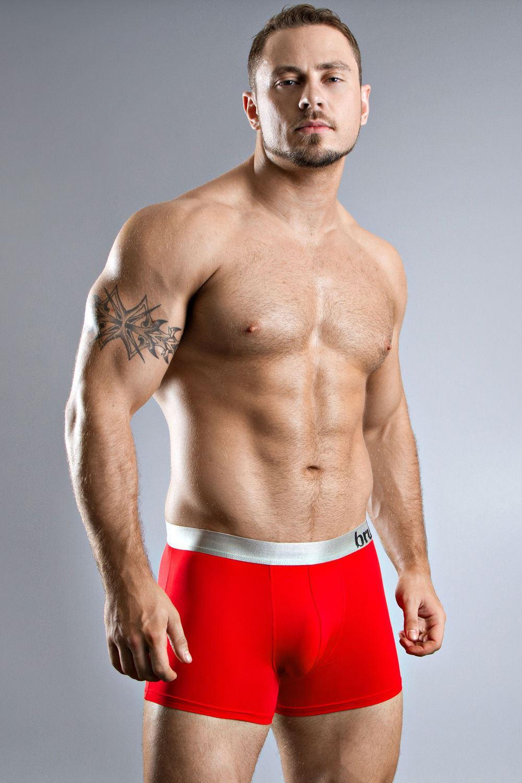fb39db7a127da Bruno Banani Men's Coach Short Smooth Comfortable Boxer Brief Underwear