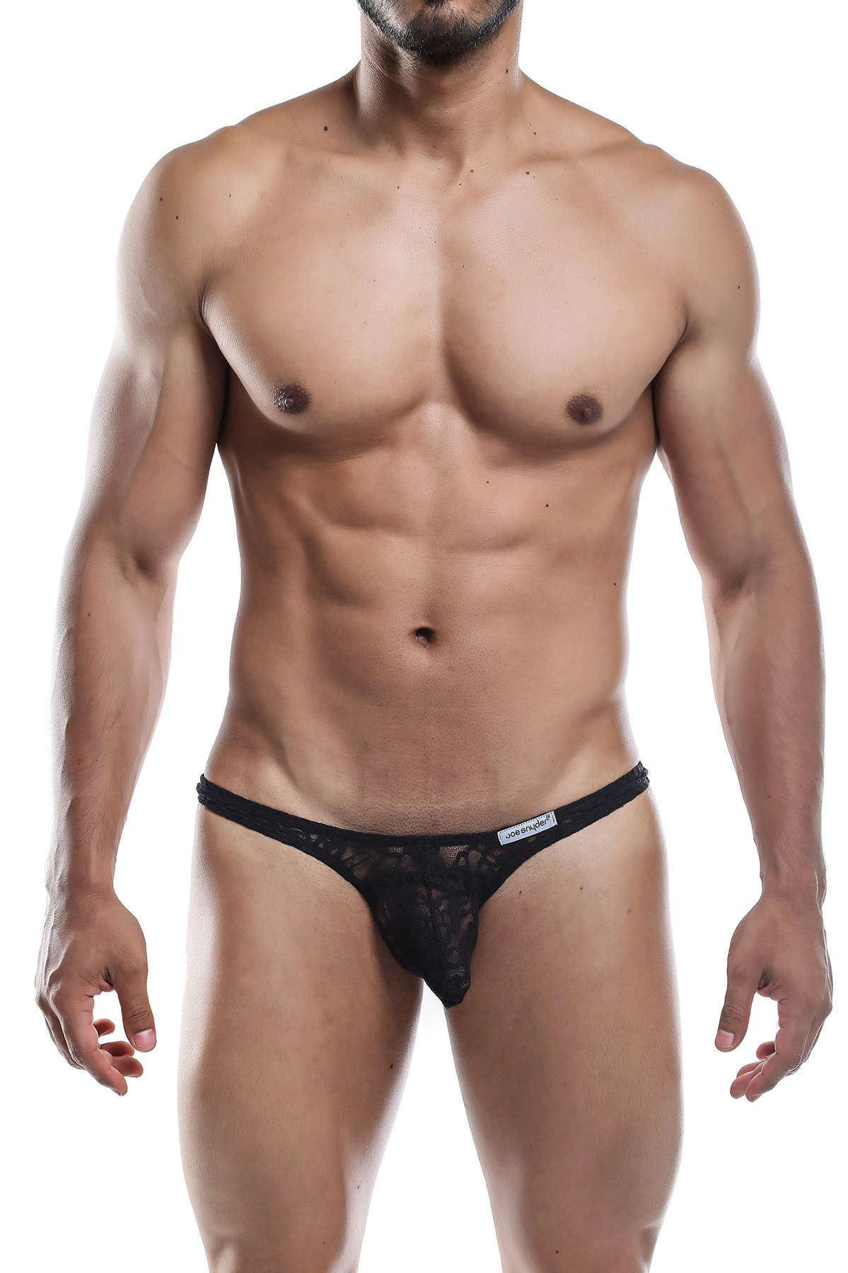 3a8626694ee7 Joe Snyder Men's Thong Maxi Bulge 06 | eBay
