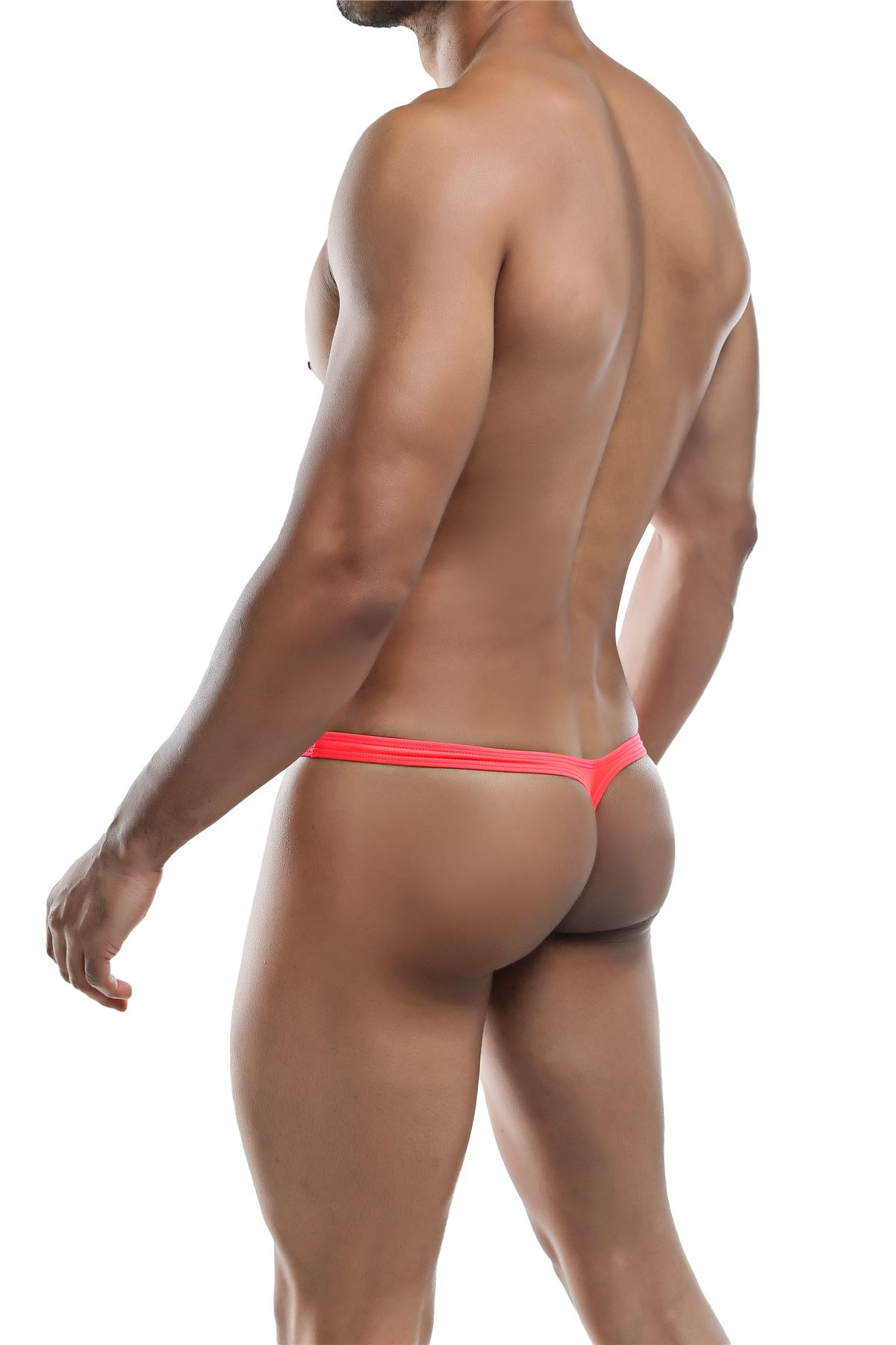 Joe-Snyder-Polyester-Collection-Thong-Bulge-02-Mens-Underwear-Swimwear-String miniatura 23