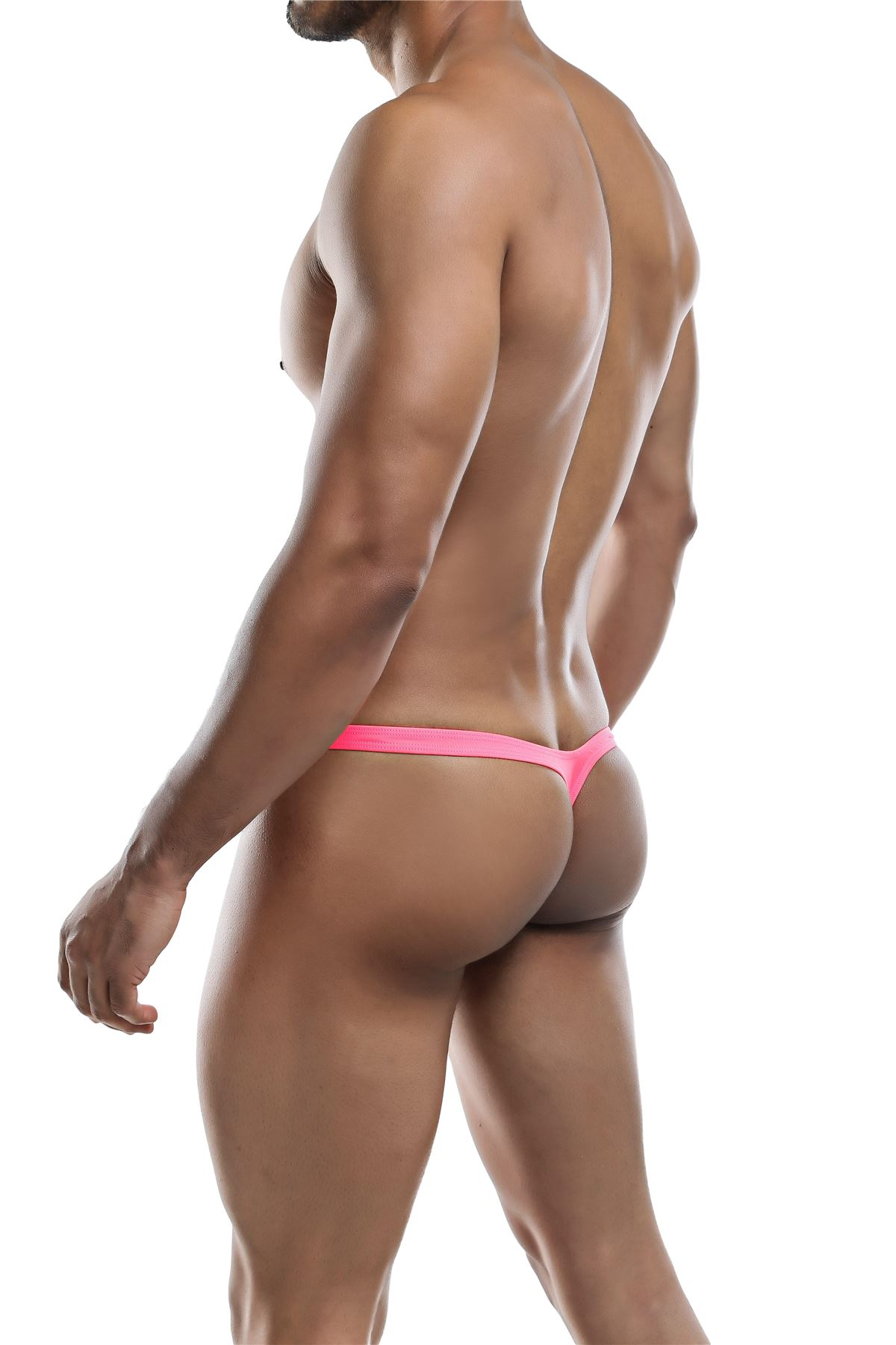 Joe-Snyder-Polyester-Collection-Thong-Bulge-02-Mens-Underwear-Swimwear-String miniatura 15