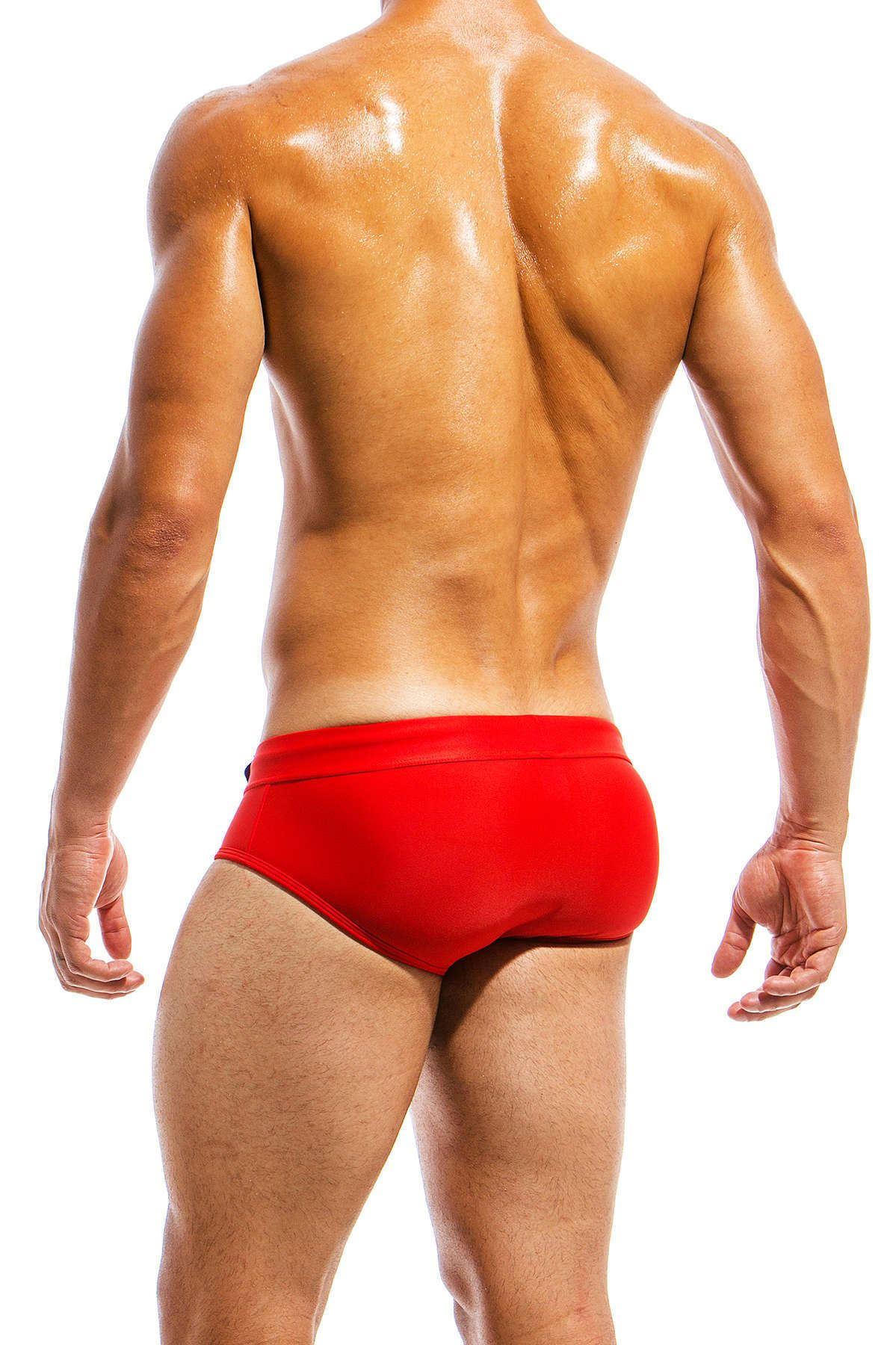 e4a0f89adf9da Modus Vivendi Men's Basic Swim Brief Swimwear Various Colours   eBay