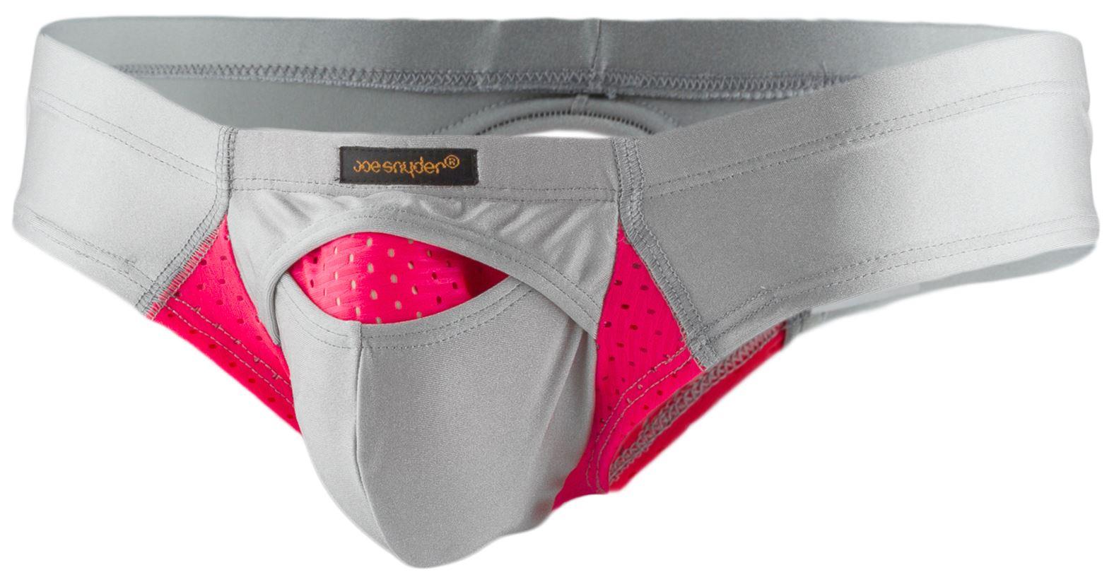 Joe Snyder Sexiest Mini Cheek SXT-04 mens underwear slip enhance brief high cut