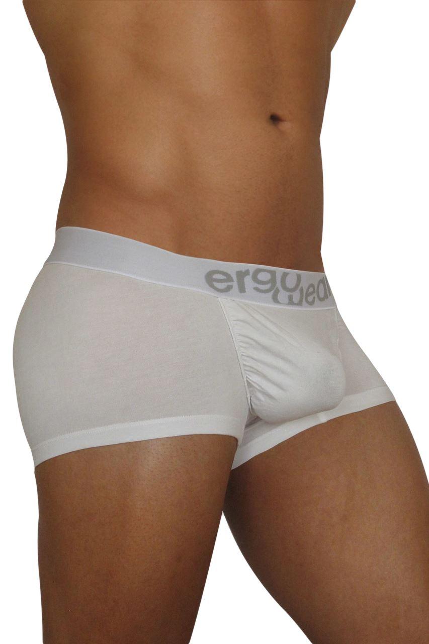 8a51706365 Ergowear men's underwear enhancing FEEL Modal Boxer Brief trunk ...