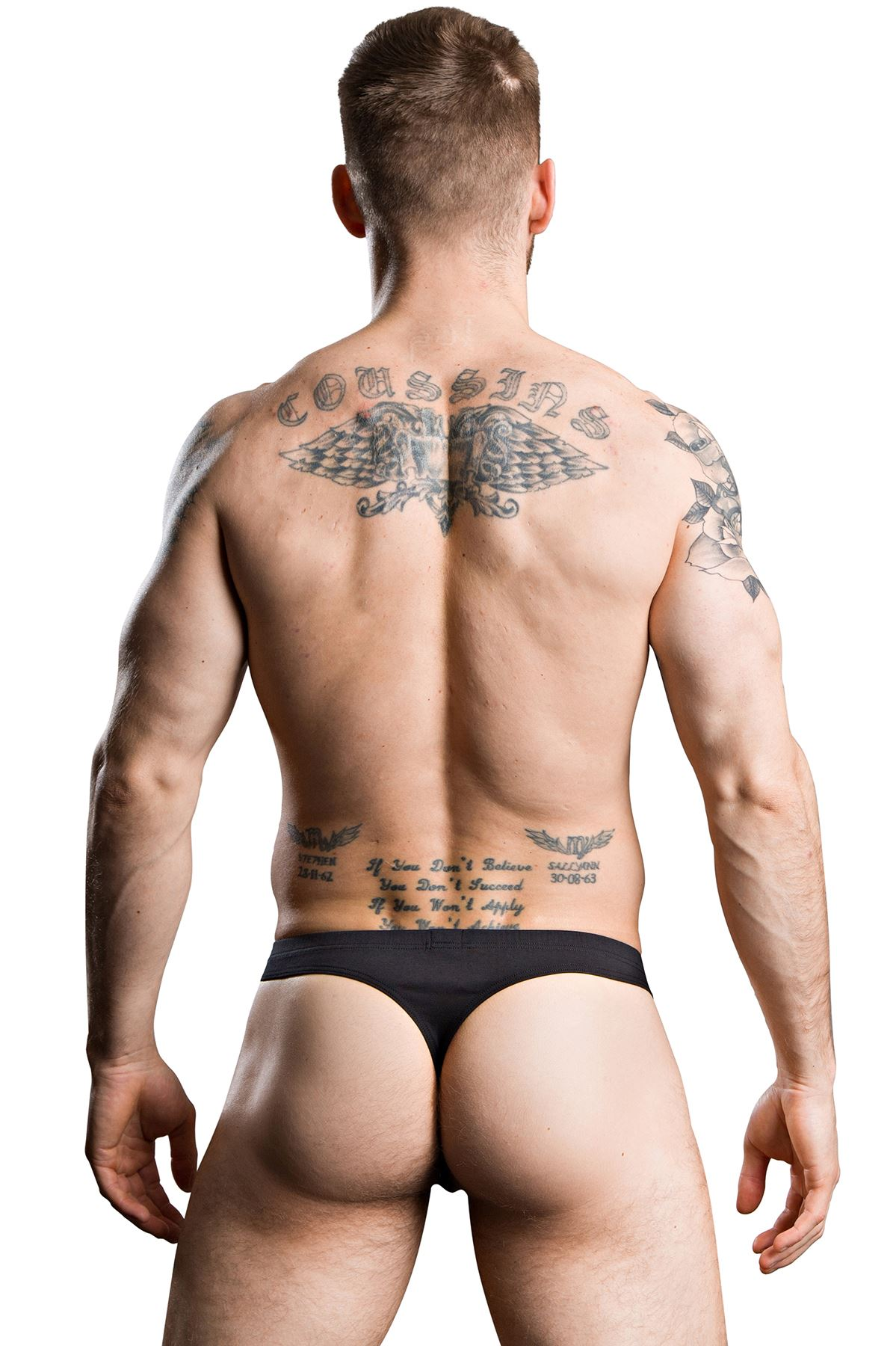 b1b0244814f HOM Men's Classic Cotton G-String Thong Underwear S-2XL Sexy ...