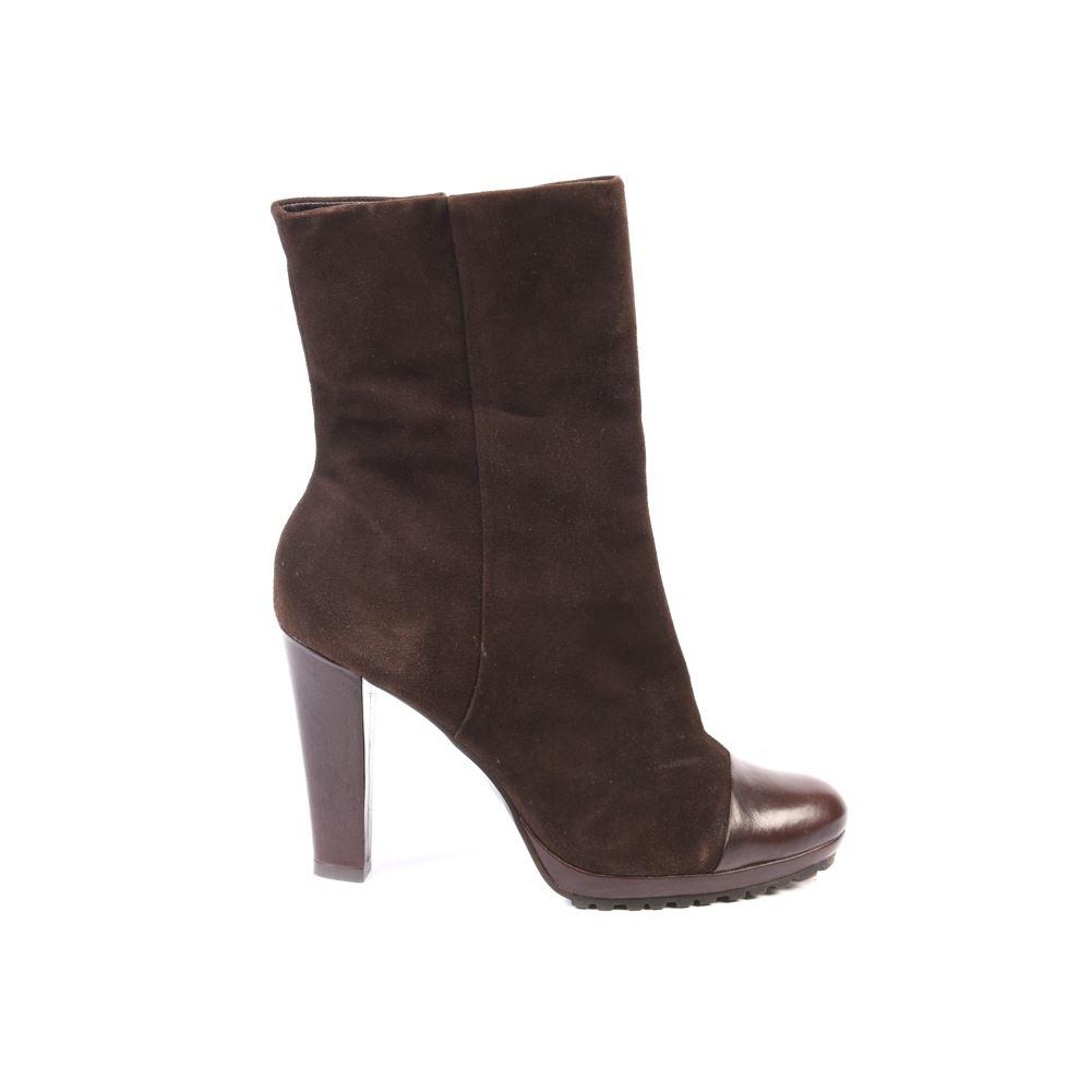 trova il tuo preferito qui LK BENNETT stivali stivali stivali Marrone Suede Dimensione 40 VL 112  risparmia il 60% di sconto