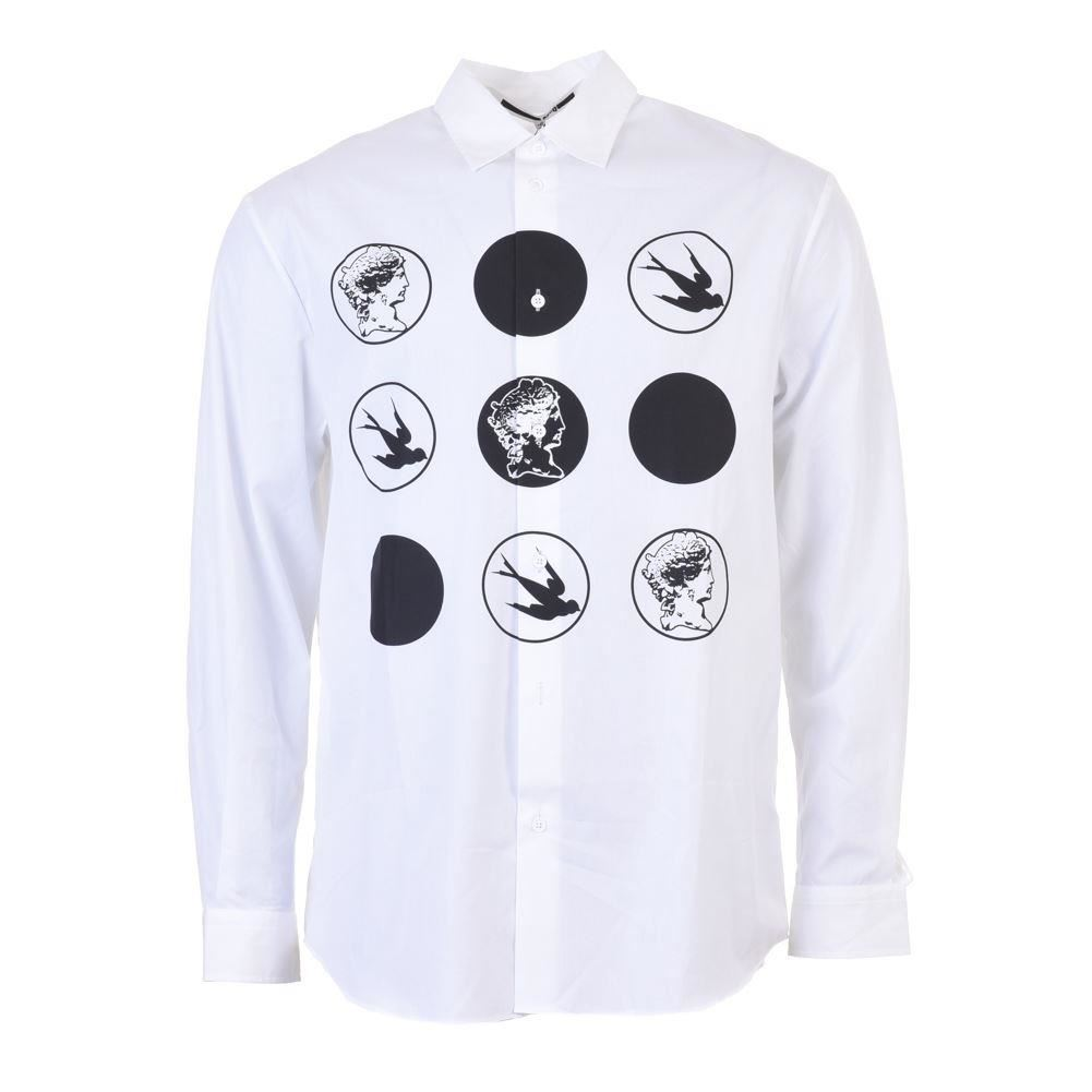 ALEXANDER MCQUEEN Shirt White Cotton