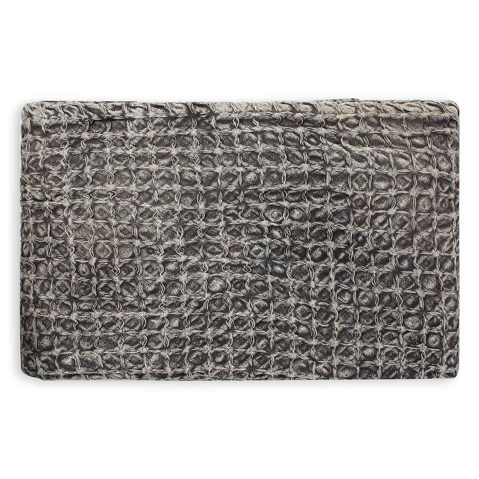 Oregon-Stonewash-Waffle-Throw-Modern-Distressed-Sofa-Bed-Blankets-100-Cotton thumbnail 13